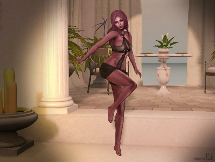 Plastik's Low Lag Avatar - Second Life Roleplay Fantasy Fashion Review