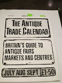 The Antique Trade Calendar