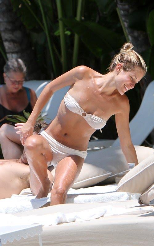 cavallari white bikini Kristin