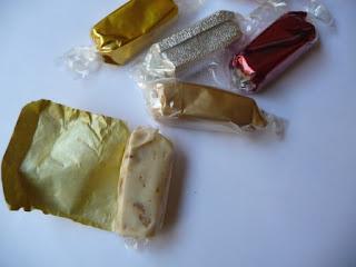 Caramelos de Leche y Maní de Bambú