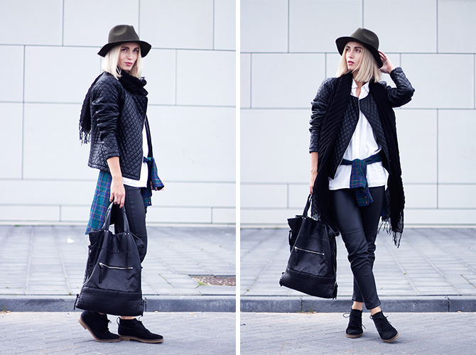 Fashion Attacks outfit 3 ways to wear Invito dessert boots