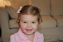 November 2011 - Lydia at ONE year old