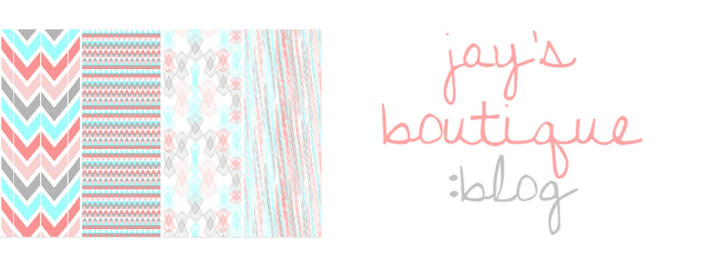 Jay's Boutique Blog