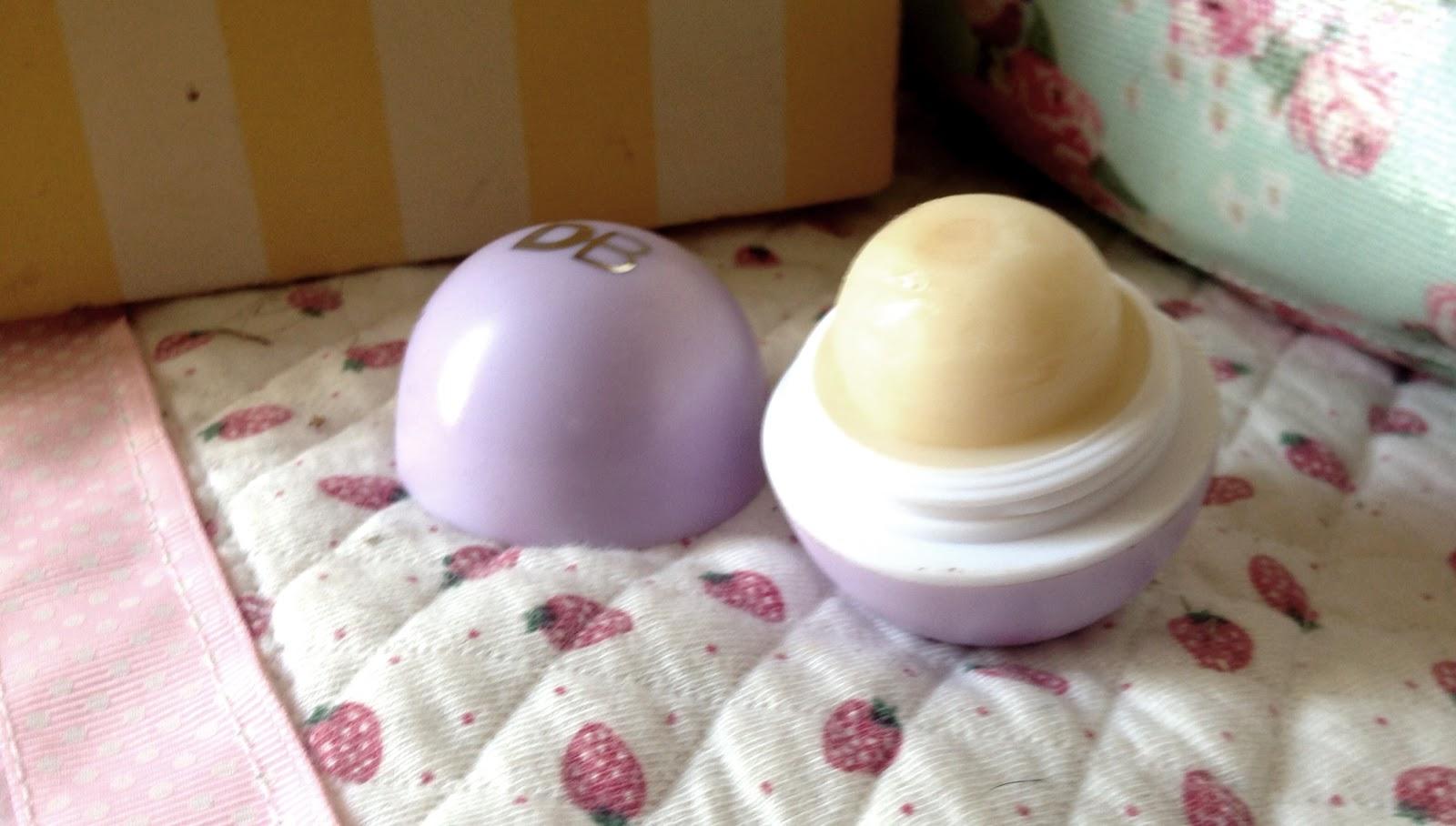 Designer brands by db balm balls cruelty free Australian makeup blog review