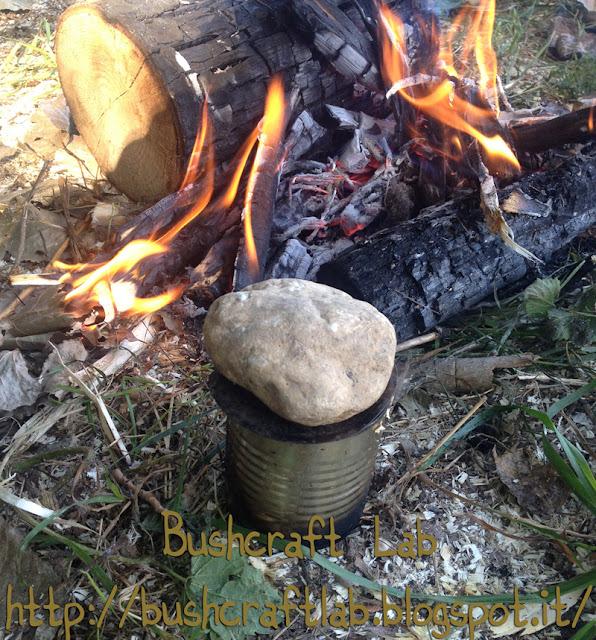 inneschi fuoco per bushcraft