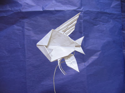 Angel Fish Origami