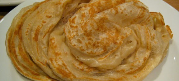 Nan-E-Parata (Sweet fried bread)