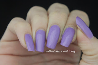 OPI - Do You Lilac It from nailpolish.co.uk