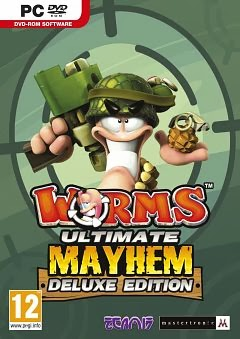 Torrent Super Compactado Worms Ultimate Mayhem Deluxe Edition PC