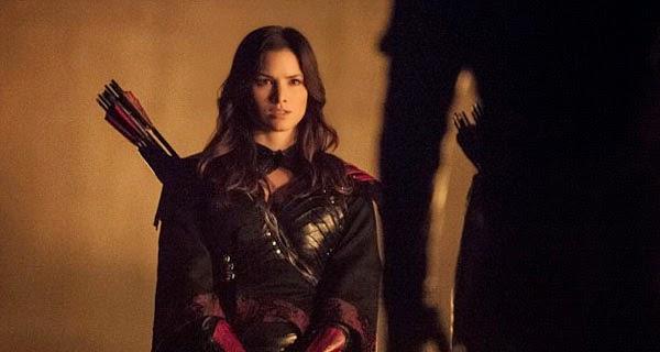 Nyssa Al Ghul (Arrow 3x09)