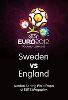 Prediksi Skor Swedia vs Inggris EURO 2012