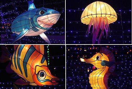 lanternfestival أجمل مهرجانات العالم ''مهرجان المصابيح في تايلند '' سيذكرك بفيلم ديزني الشهير Tangled