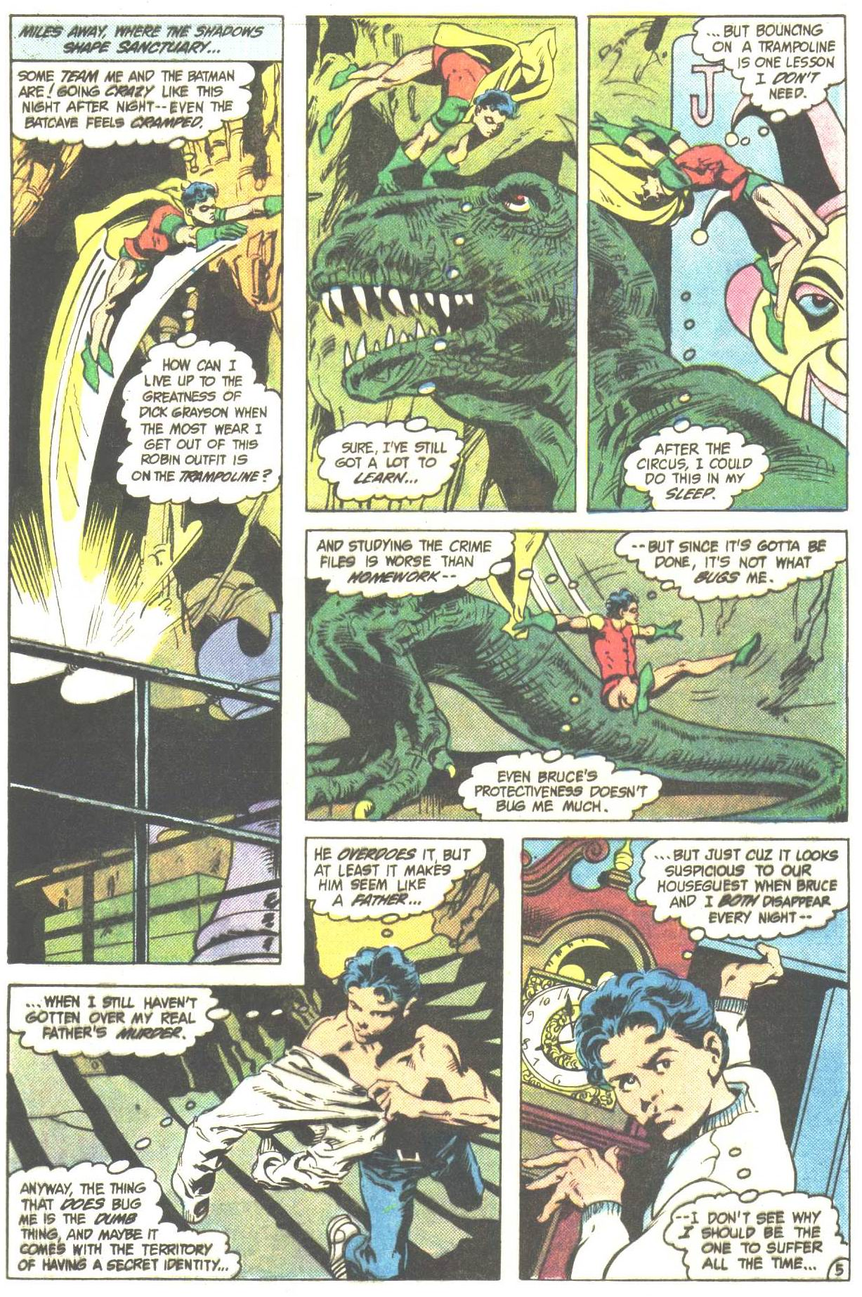 Detective Comics (1937) Issue #539 Page 9