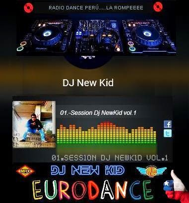 DJ NEWKID FULL SESSION MIXER MEGAMIX