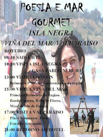 GOURMET.-POESIA E MAR!!!