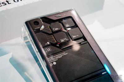 ZTE Pamerkan Eco-Mobius, Ponsel Modular Kreasinya