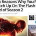 17 Days 'til FLASH Season 2