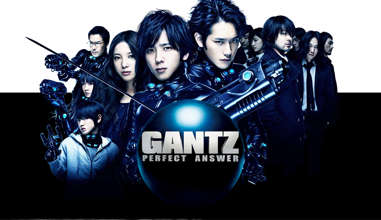 Gantz Live Action (2011) Subtitle Indonesia