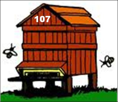 RUCHER DU 107