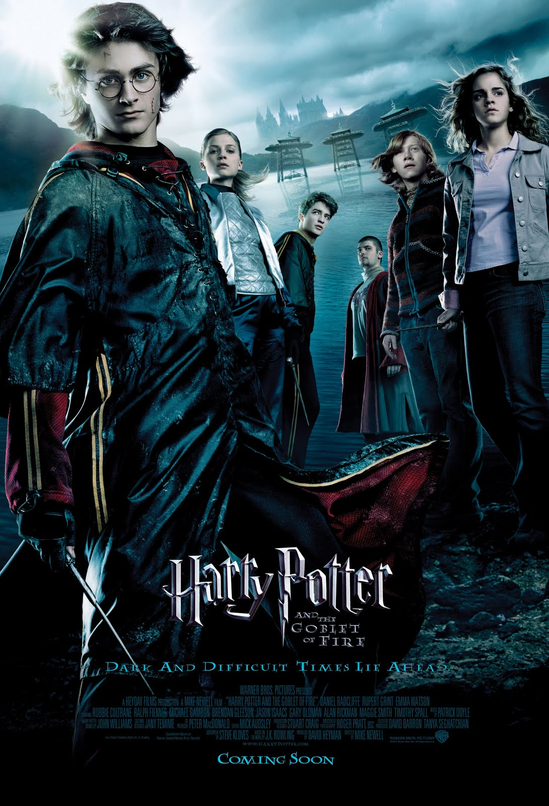 Harry Potter And The Goblet Of Fire (2005) | Archangel Home