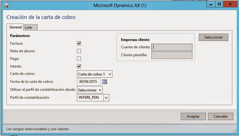 Todo sobre Microsoft Dynamics AX: enero 2015