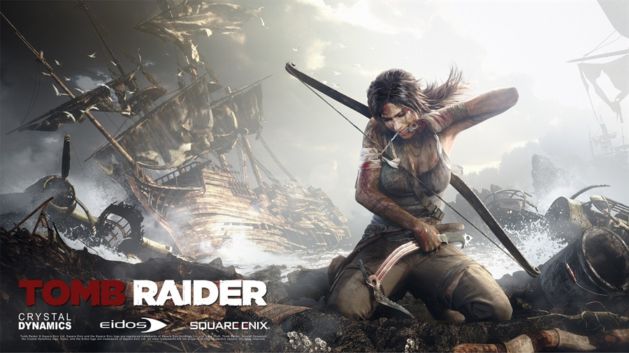 Tomb Raider 2013 Download Poster