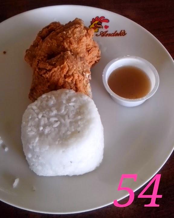 andok's dokito chicken