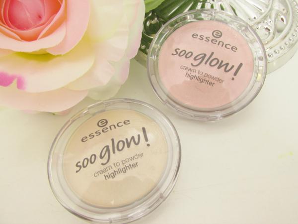 soo glow! cream to powder highlighter 10 look on the bright side und 20 bright up my life Neuheiten Herbst 2014