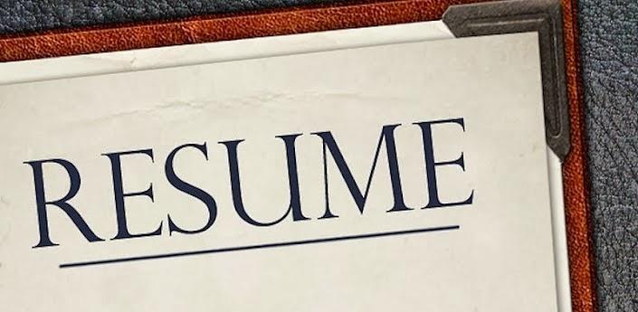 Resume - Cara Mudah Buat Resume - Resume & Tips Temuduga