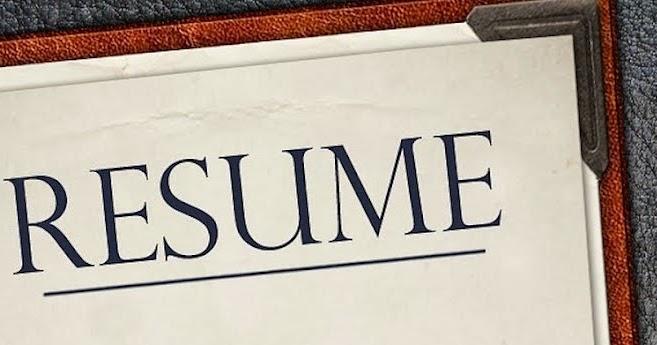 resume - cara mudah buat resume