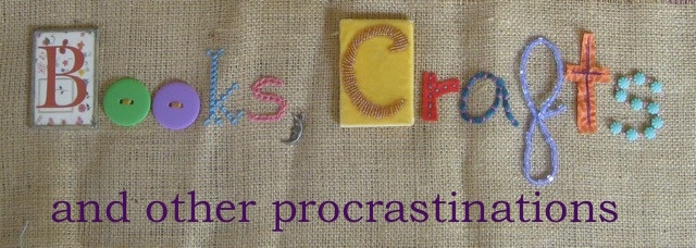 Books, Crafts, and Other Procrastinations