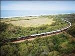 Comboío em África