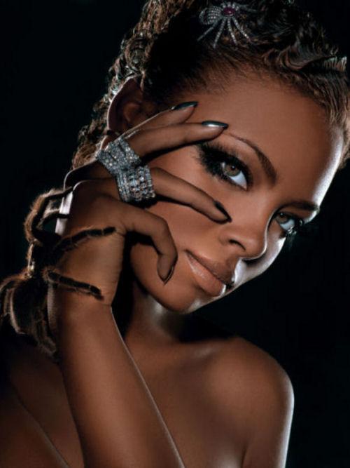 Six complexion makeover tips - All Next Top Model Portafolio De Eva Pigford