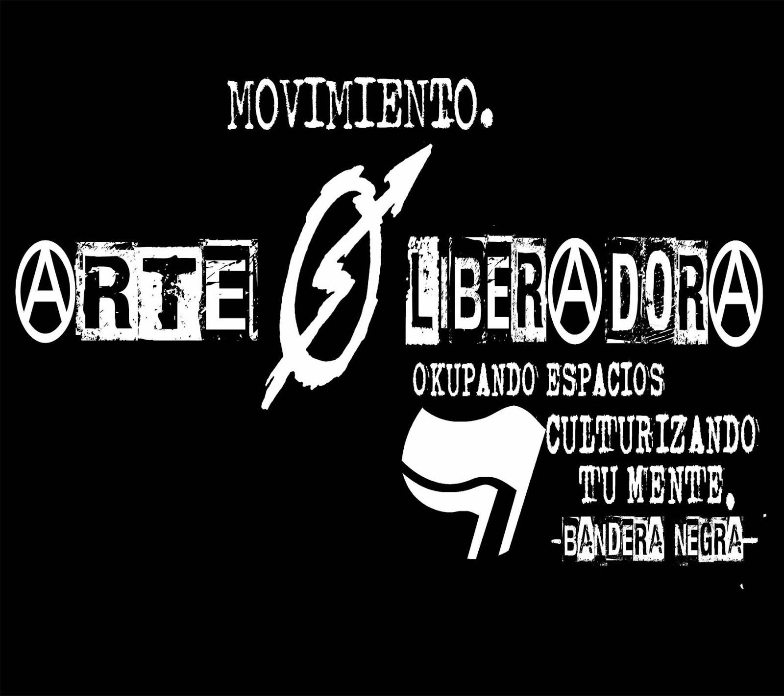 ARTE LIBERADORA