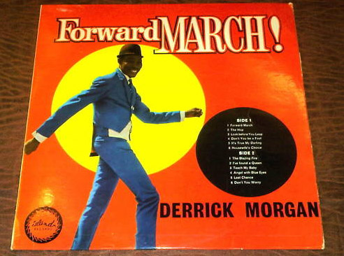 Derrick Morgan and Rude Rich And The High Notes The High Notes Derrick Morgan Meets The High Notes Live