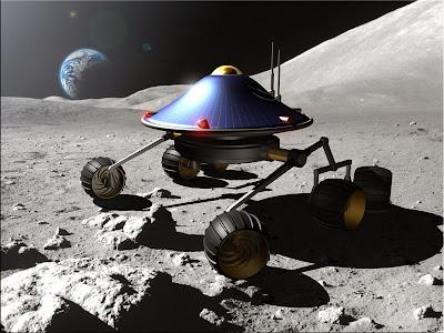 Rover del Barcelona Moon Team