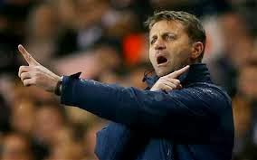 Tim Sherwood Spurs manager