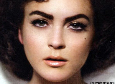 Liz & Dick Wikipedia the free encyclopedia - lindsay lohan as elizabeth taylor wallpapers