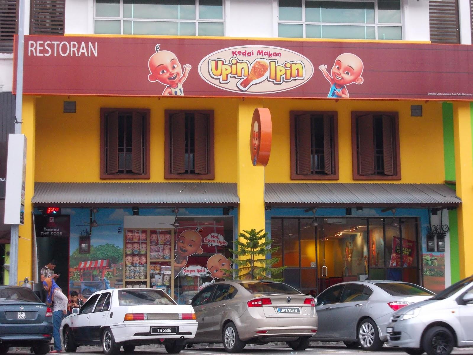 Kedai Makan Upin & Ipin