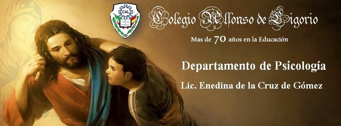 Psicologia Colegio Alfonso de Ligorio