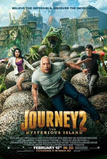 Journey 2: The Mysterious Island เจอร์นีย์ 2 : พิชิตเกาะพิศวงอัศจรรย์สุด โลก