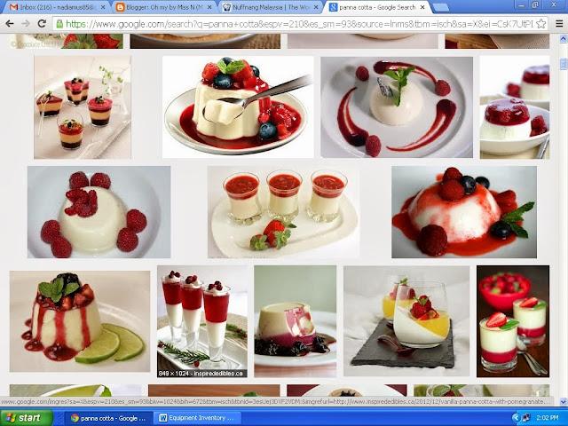 dessert dari google