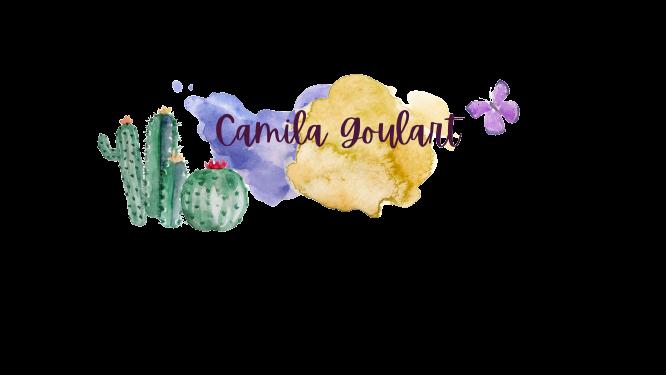 Camila Goulart - maquiagem, beleza e resenhas!