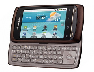 LG Apex Android phone for U.S. Cellular
