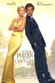 Cómo perder a un hombre en 10 días (Cómo Perder a un Chico en 10 Días) (How to Lose a Guy in 10 Days) (2003) Español Latino