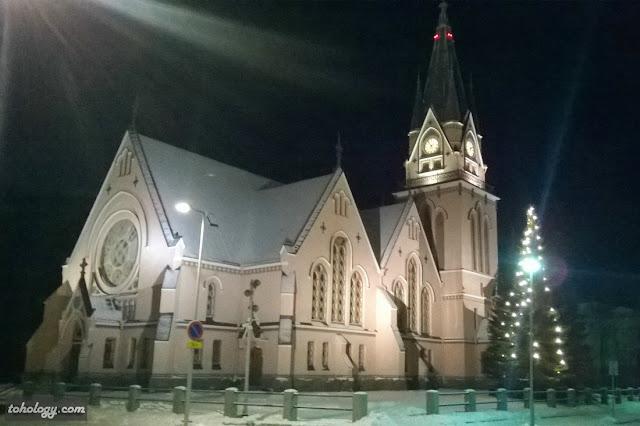 The Kemi Church