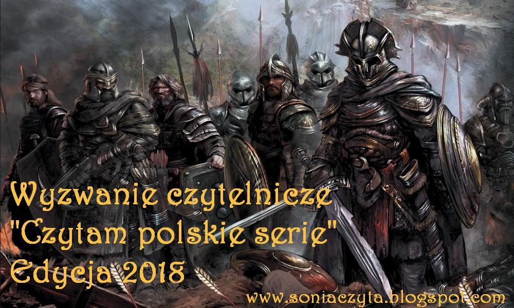 Czytam Polskie Serie 2018