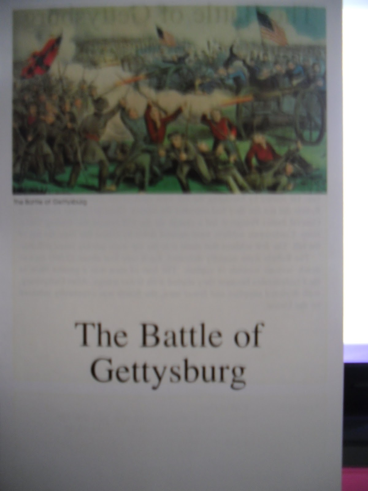 battle of gettysburg essay conclusion Writing an american history essay or research paper and need a sample to follow this essay on the battle of gettysburg will definitely help.