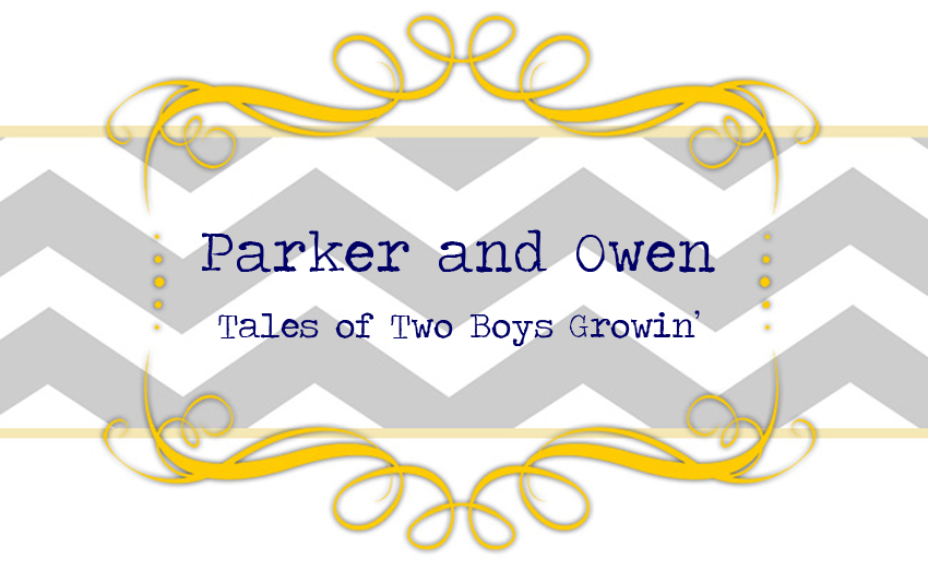 Parker and Owen - Tales of Two Boys Growin'