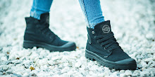 Palladium boots